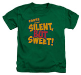 Juvenile: Farts Candy - Silent But Sweet T-Shirt