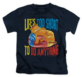 Juvenile: Garfield - Too Short T-shirts