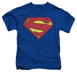 Juvenile: Superman - New 52 Shield T-Shirt
