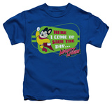 Juvenile: Mighty Mouse - Here I Come Shirt