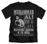 Youth: Muhammad Ali - Poster T-Shirt