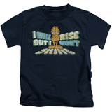 Juvenile: Garfield - Rise Not Shine T-shirts