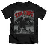 Juvenile: King Kong - City Poster T-shirts