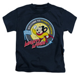 Juvenile: Mighty Mouse - Planet Cheese T-Shirt