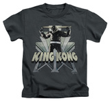 Youth: King Kong - 8th Wonder T-shirts