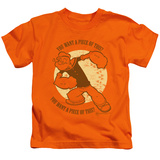 Youth: Popeye - You Want A Piece Of This T-Shirt