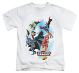 Juvenile: Justice League - At Your Service T-Shirt