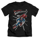 Youth: Superman - Cover Me T-shirts