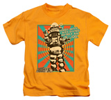 Juvenile: Forbidden Planet - Oil Job Shirts