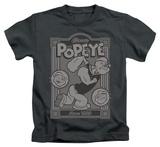 Juvenile: Popeye - Classic Popeye Shirts