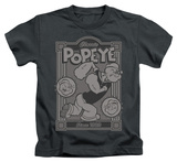 Youth: Popeye - Classic Popeye Shirts