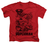 Juvenile: Superman - Breaking Chains Shirts