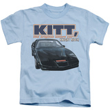 Juvenile: Knight Rider - Original Smart Car T-shirts