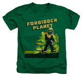Youth: Forbidden Planet - Old Poster T-shirts