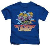 Juvenile: Garfield - Make A Difference T-Shirt