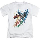 Juvenile: Justice League - Allegiance T-shirts