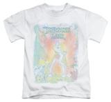 Juvenile: Dragon's Lair - Poster Pencils T-Shirt