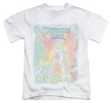 Youth: Dragon's Lair - Poster Pencils T-Shirt