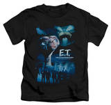 Juvenile: E.T. - Going Home T-shirts