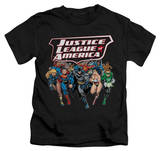 Juvenile: Justice League - Charging Justice T-Shirt