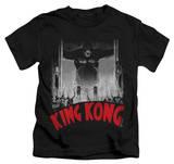 Juvenile: King Kong - At The Gates Poster T-Shirt