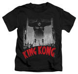 Youth: King Kong - At The Gates Poster T-Shirt