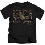 Youth: Labyrinth - Say Your Right Words Shirts