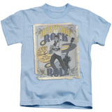 Youth: Elvis Presley - Heritage Of Rock Poster T-Shirt