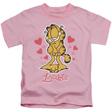 Juvenile: Garfield - Lovable Shirts