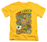 Youth: Madballs - Stack Em T-Shirt