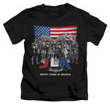 Juvenile: Justice League - All American League Shirt