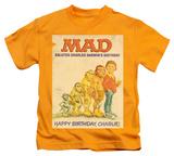 Juvenile: Mad Magazine - Charles T-shirts