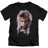 Youth: Labyrinth - Goblin King T-shirts
