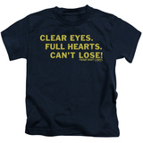 Juvenile: Friday Night Lights - Clear Eyes T-Shirt