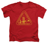 Juvenile: Star Trek - Gold Academy Shirts