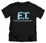 Youth: E.T. - Logo T-Shirt