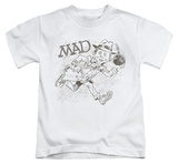 Juvenile: Mad Magazine - Sketch T-shirts