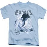 Juvenile: Elvis Presley - Blue Vegas T-shirts
