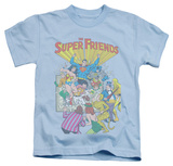 Youth: Superman - Super Friends No.1 T-Shirt
