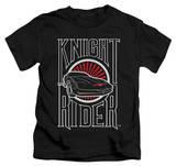 Juvenile: Knight Rider - Logo T-Shirt