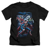 Juvenile: Justice League - Cosmic Crew Shirts