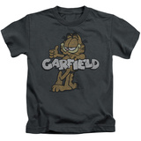 Youth: Garfield - Retro Garf T-shirts