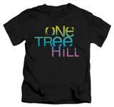 Juvenile: One Tree Hill - Color Blend Logo Shirts