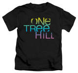 Youth: One Tree Hill - Color Blend Logo Shirts