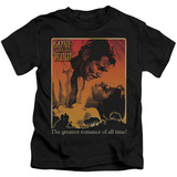 Juvenile: Gone With The Wind - Greatest Romance T-shirts
