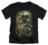 Juvenile: Justice League - Aftermath T-Shirt