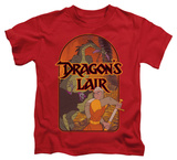 Juvenile: Dragon's Lair - In The Lair Shirt