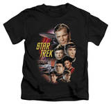 Youth: Star Trek - The Classic Crew T-shirts