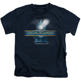 Juvenile: Polar Express - Train Logo T-shirts
