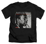 Youth: John Coltrane - Smoke Breaks T-Shirt